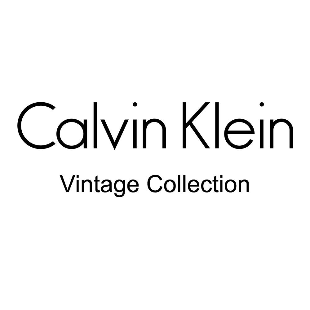 CALVIN KLEIN Vintage Collection