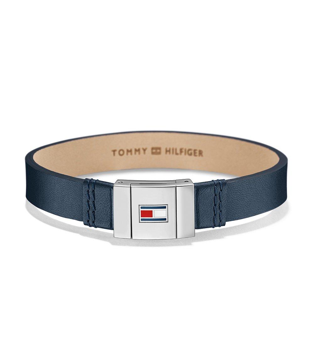 jewels bracelets tommy hilfiger leather bracelet 2700948. Black Bedroom Furniture Sets. Home Design Ideas