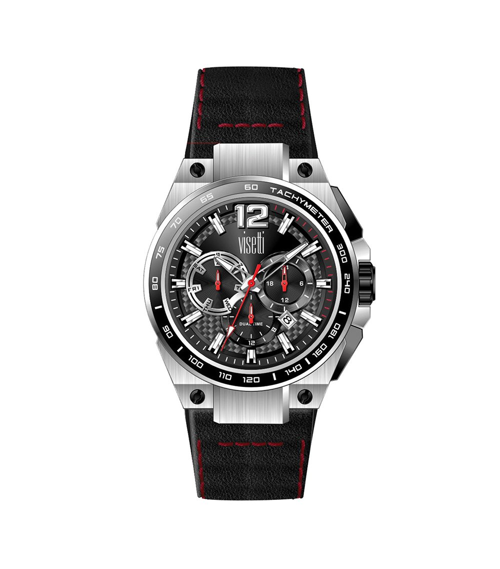 Men    Brands    VISETTI    VISETTI Invictus Multifunction WN-632SB ... 7f3135ca603