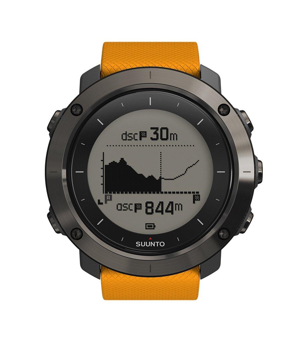 SUUNTO Traverse Amber GPS SS021844000 0da7ded0201