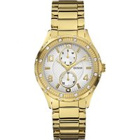 Guess Crystals Multifunction Stainless Steel Bracelet W0442L2