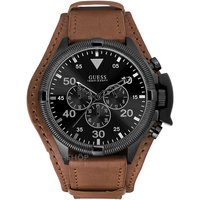 GUESS MEN'S ROVER CHRONOGRAPH CUFF WATCH