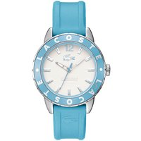 LACOSTE Rio Sportswear Light Blue Rubber Strap 2000660