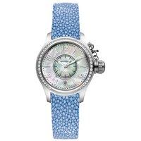 Hamilton Khaki Navy SeaQueen Diamond Ladies H77311615