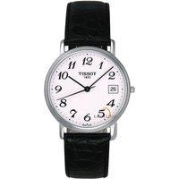 TISSOT T-Classic Desire Black Leather Strap T52142112