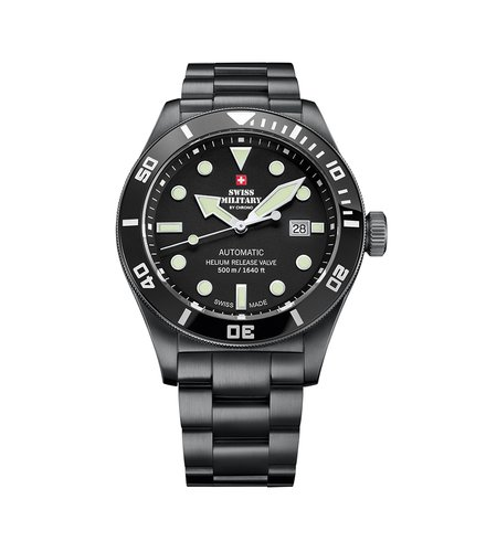 SWISS MILITARY by CHRONO Diver Automatic SMA34075.04