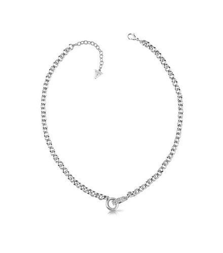 GUESS Steel Necklace UBN78061