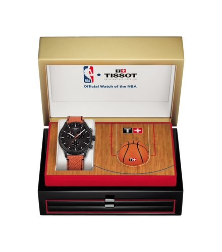TISSOT Chrono XL NBA Collector T1166173605108