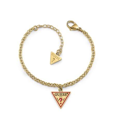 GUESS Steel Gold Bracelet UBB29062-S
