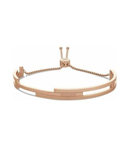 TOMMY HILFIGER Rose Gold Stainless Steel Bracelet 2780392