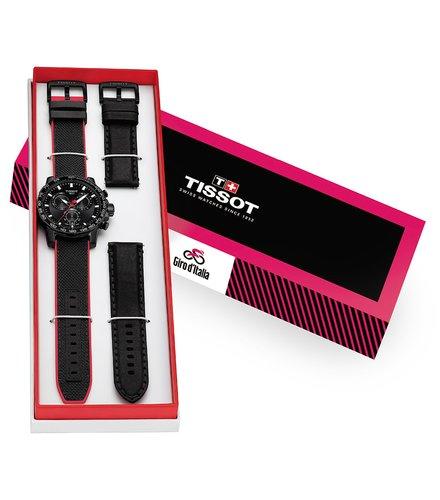 TISSOT Supersport Chrono Giro D'Italia T1256173705100
