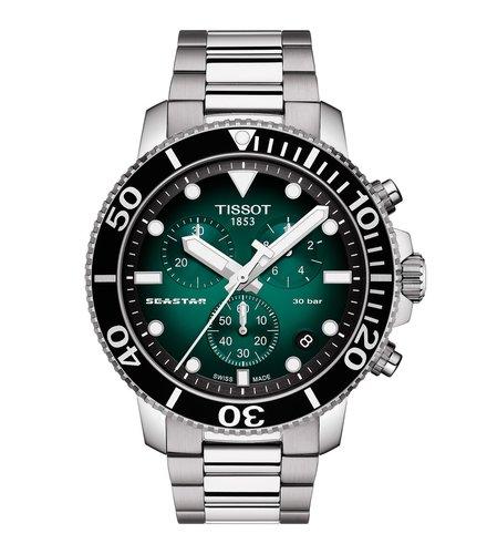TISSOT Seastar 1000 Chronograph T1204171109101