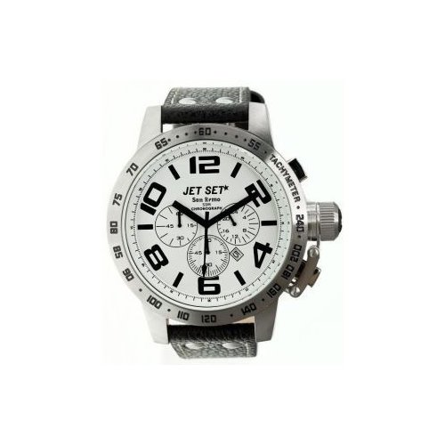 Jet Set J57501-117 San Remo Mens Watch