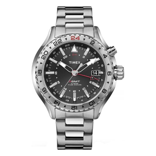 TIMEX Intelligent GMT T2P424