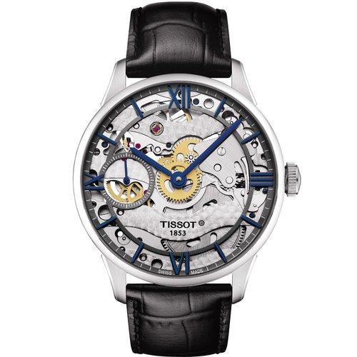 Tissot Chemin Des Tourelles Squelette T0994051641800