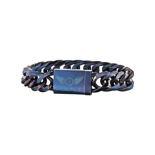 POLICE Proof 18cm Stainless Steel Bracelet 25507BSEN-03S