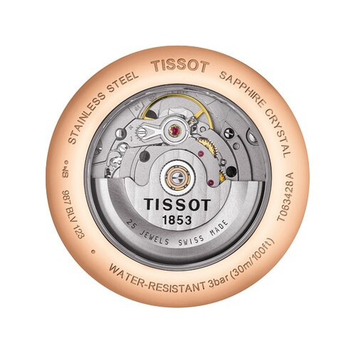 TISSOT Tradition Small Second Automatic T0634283603800
