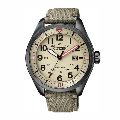 CITIZEN Eco-Drive Military AW5005-12X