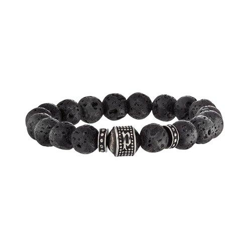 POLICE Jouster Stainless Steel Bracelet Adjustable 26050BSE-01
