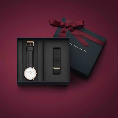 DANIEL WELLINGTON Christmas Gift Combo For Him 00500002DW