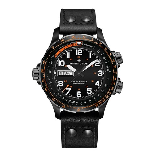 HAMILTON Khaki Aviation X-Wind Automatic H77785733
