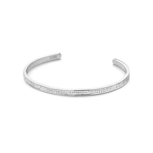 CO88 Sparkle Steel Bracelet 8CB-90171