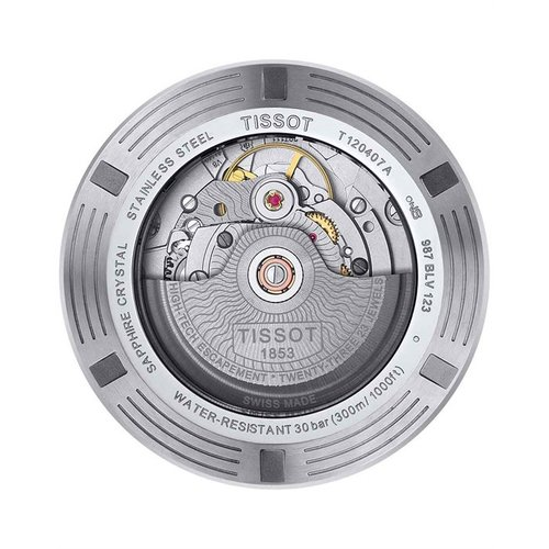 TISSOT Seastar Powermatic 80 T1204071104100