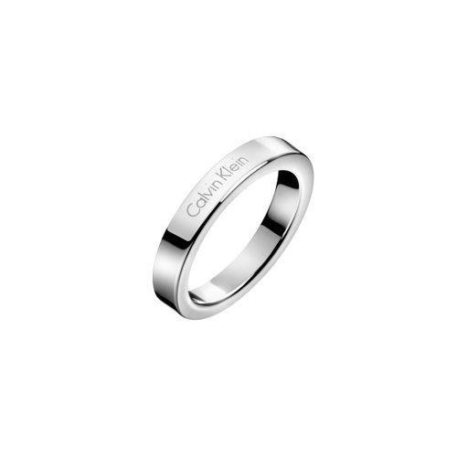 CALVIN KLEIN Hook Stainless Steel Ring KJ06MR0001