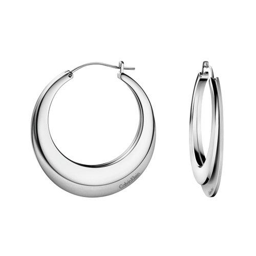 CALVIN KLEIN Breathe Stainless Steel Earrings KJ3DME080100