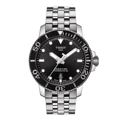 TISSOT Seastar Powermatic 80 T1204071105100