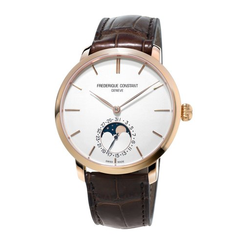 FREDERIQUE CONSTANT Slimline Moonphase Automatic FC-705V4S4