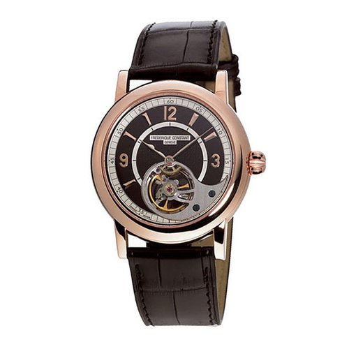 FREDERIQUE CONSTANT Heart Beat 18K Rose Gold Automatic FC-930ABS4H9
