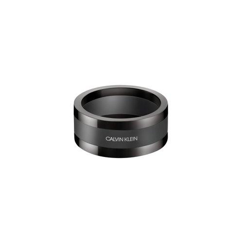 CALVIN KLEIN Strong Stainless Steel Ring KJ9LBR1801