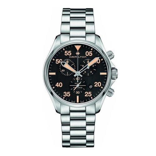 HAMILTON Khaki Pilot Chronograph H76722131
