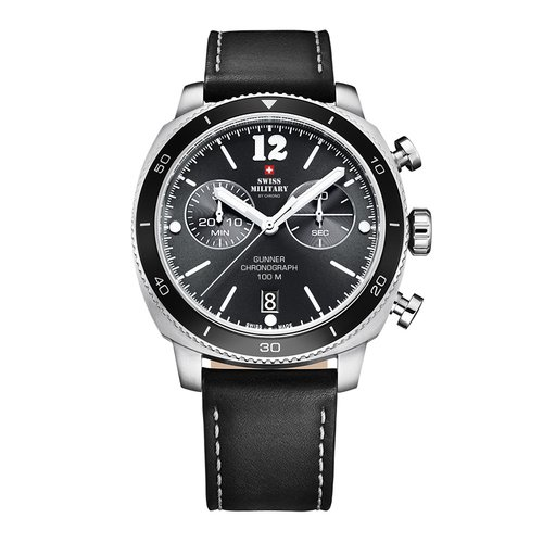 SWISS MILITARY by CHRONO Gunner Chronograph SM34059.02