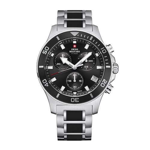 SWISS MILITARY by CHRONO Chronograph SM34067.01