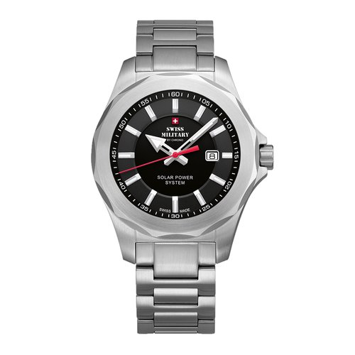 SWISS MILITARY by CHRONO Solar SMS34073.01