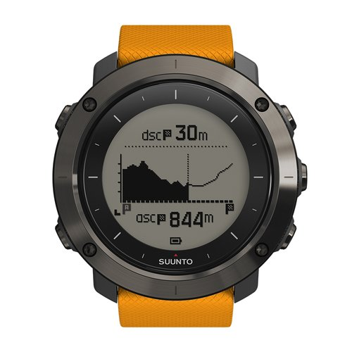 SUUNTO Traverse Amber GPS SS021844000