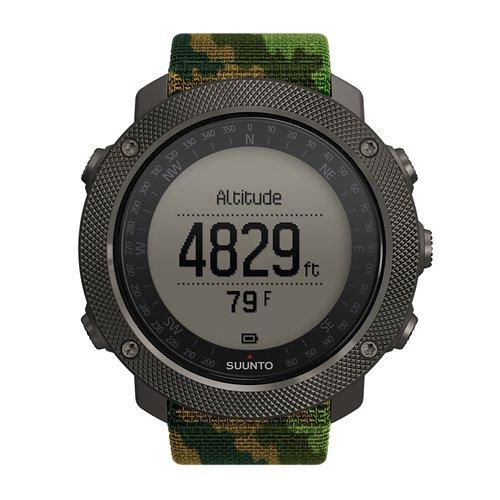 SUUNTO Traverse Alpha Camo Woodland GPS SS023445000