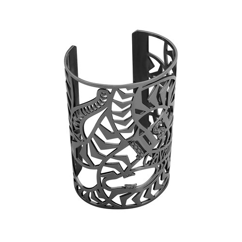 JUST CAVALLI Animal Stainless Steel Bracelet JCBA00270300