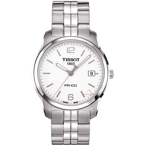 TISSOT PR100 Stainless Steel T0494101101700