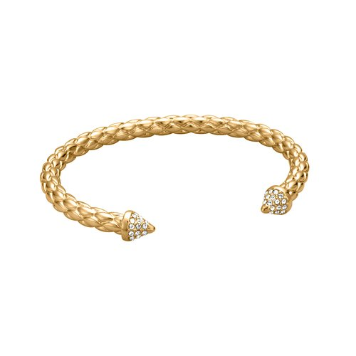 JUST CAVALLI Relaxed Gold Stainless Steel Bracelet JCBA00360200