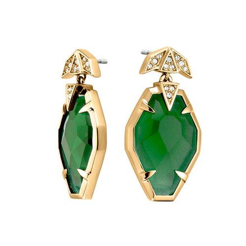 JUST CAVALLI Glam Chic Gold Stainless Steel Earrings JCER00380200