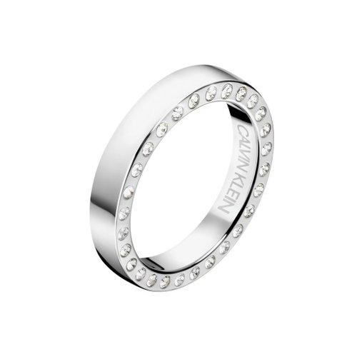 CALVIN KLEIN Hook Stainless Steel Ring KJ06MR0403