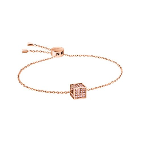 CALVIN KLEIN Rocking Rose Gold Stainless Steel Bracelet KJ9CPB140100