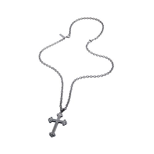 POLICE Doolin Stainless Steel Necklace 70cm 26340PSE-02