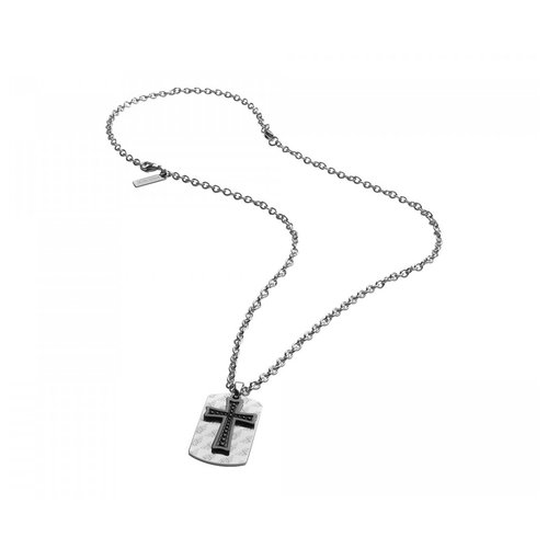 POLICE Cochin Stainless Steel Necklace 70cm 26384PSSB-01