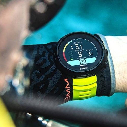 SUUNTO D5 Black Lime Dive Computer SS050191000