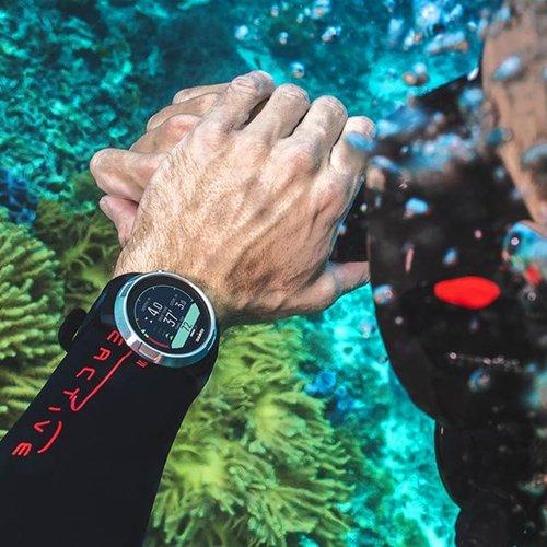 SUUNTO D5 Black Dive Computer SS050190000