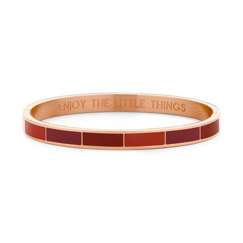 CO88 Rose Gold Steel Ion Plated Bracelet 8CB-90358